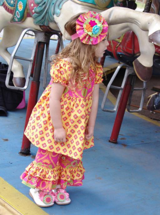 Adalina Dress Pattern – PDF