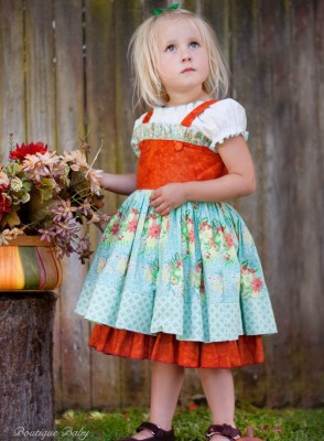 Diore Dress Pattern – PDF