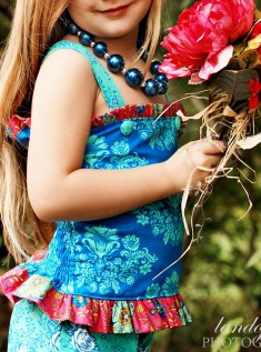 Mabelle Dress Pattern - PDF