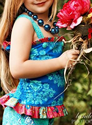 Mabelle Dress Pattern – PDF