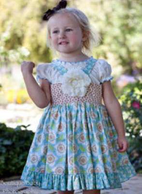 Madeleine Dress Pattern – PDF