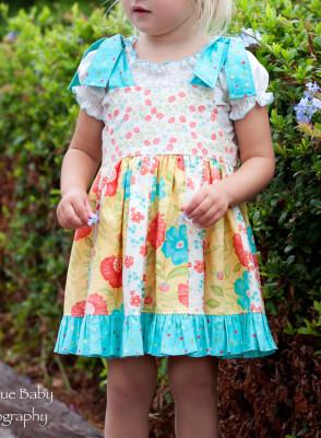 Renee Dress Pattern – PDF