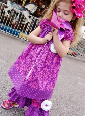 Tilly Dress Pattern – PDF
